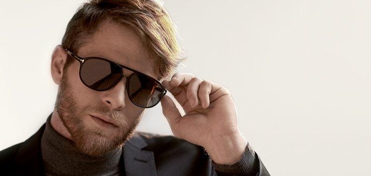 New Range: Tom Ford Glasses and Sunglasses